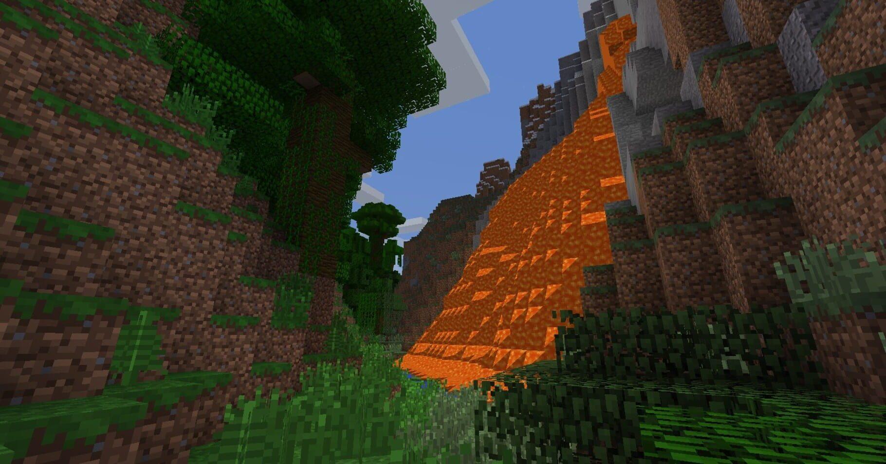Gameplay Screenshot from Minecraft