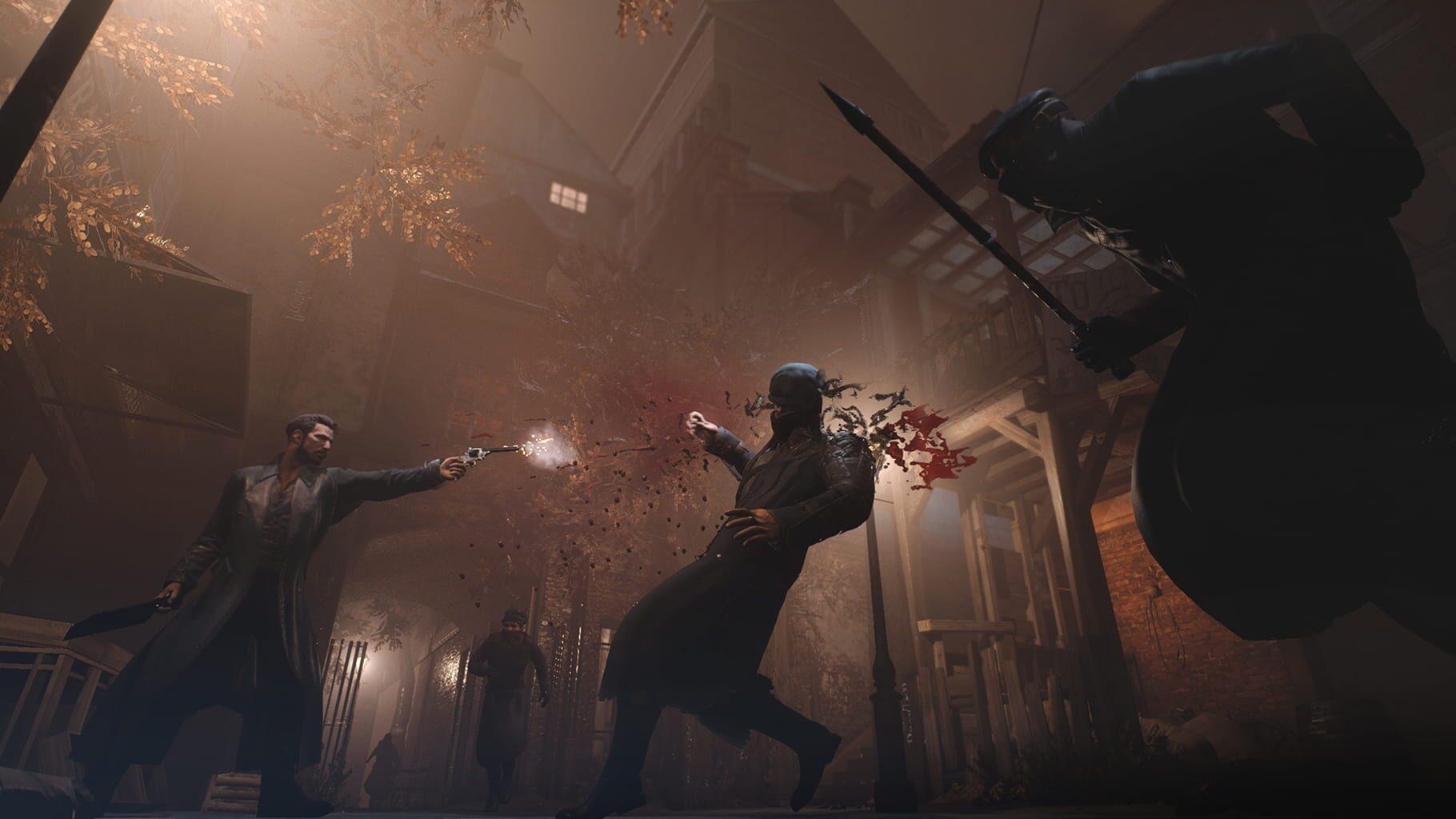 Gameplay Screenshot from Vampyr