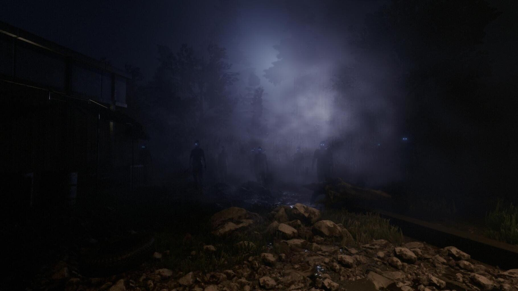 Gameplay Screenshot from Those Who Remain