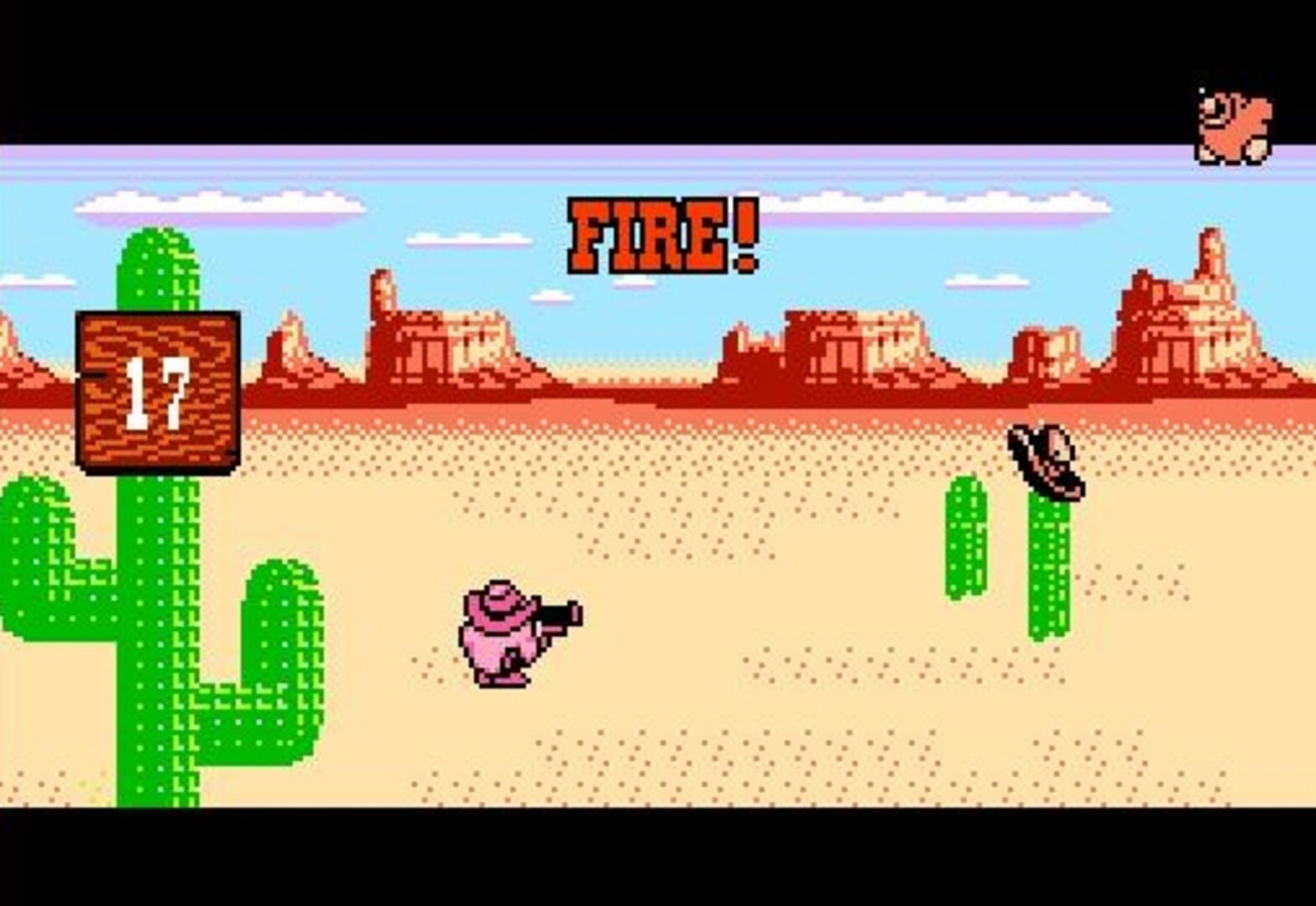 Gameplay Screenshot from Kirby's Adventure