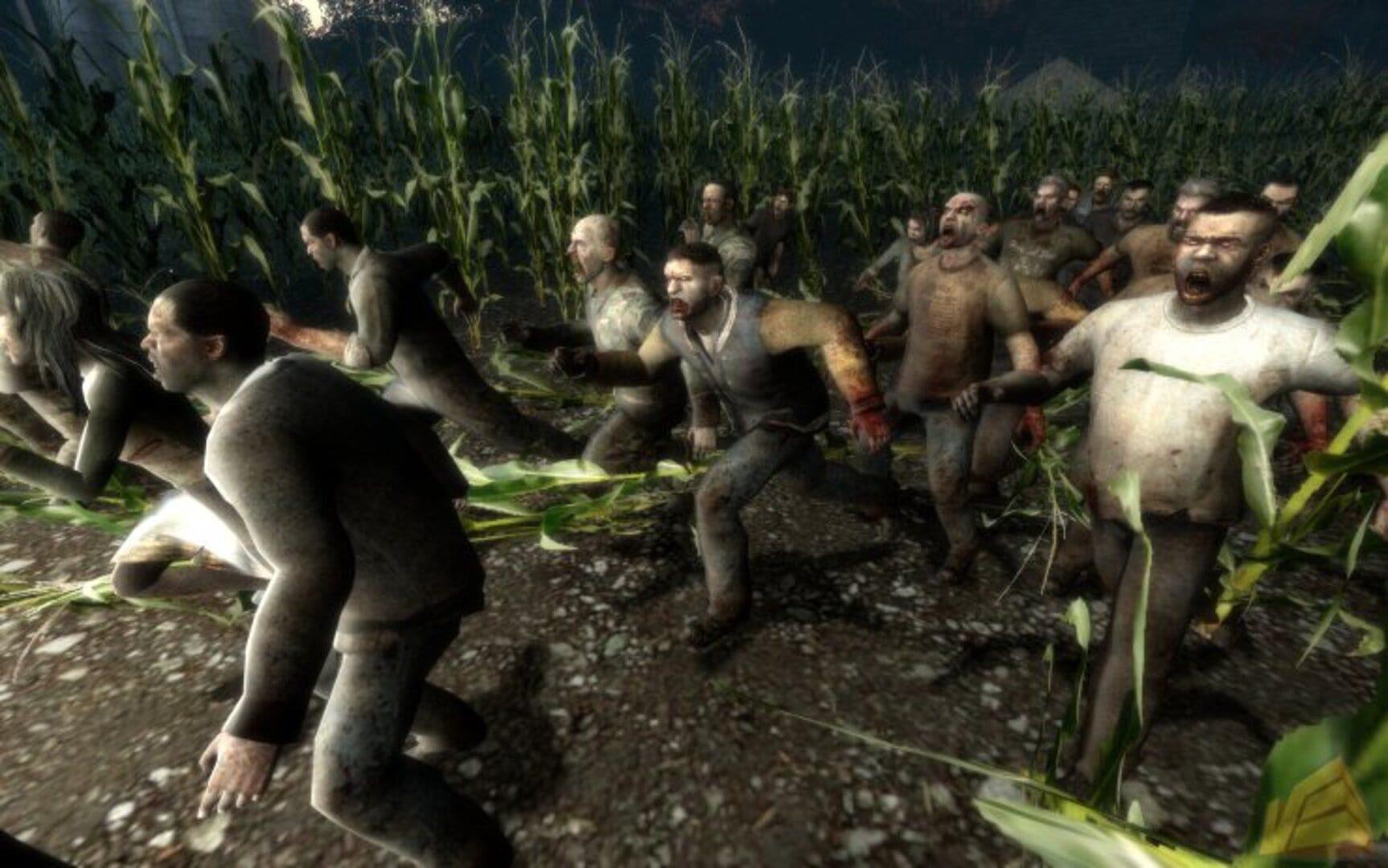Gameplay Screenshot from Left 4 Dead