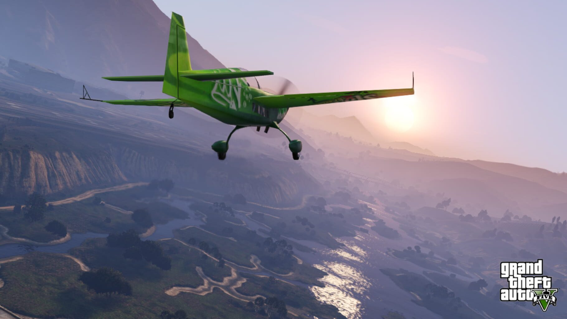 Gameplay Screenshot from Grand Theft Auto V