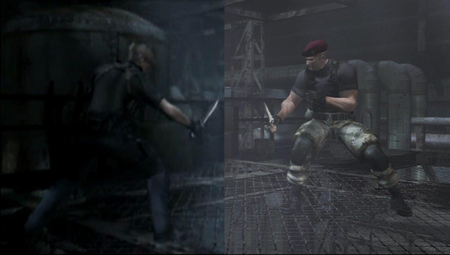Resident Evil 4 HD - GameVix