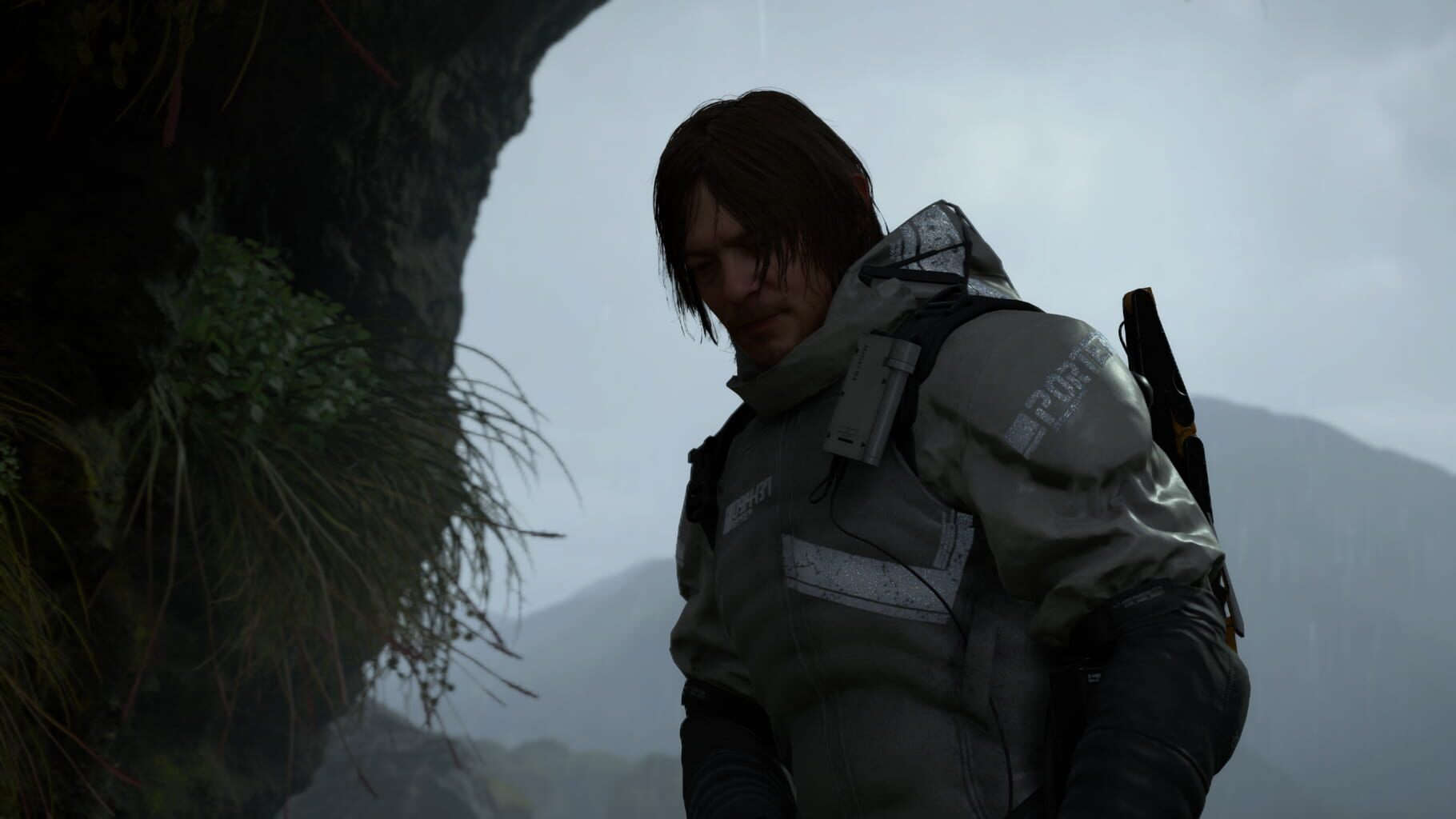 Gameplay Screenshot from Death Stranding