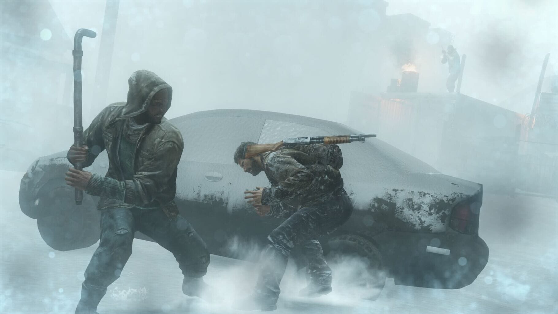 Gameplay Screenshot from The Last of Us Remastered