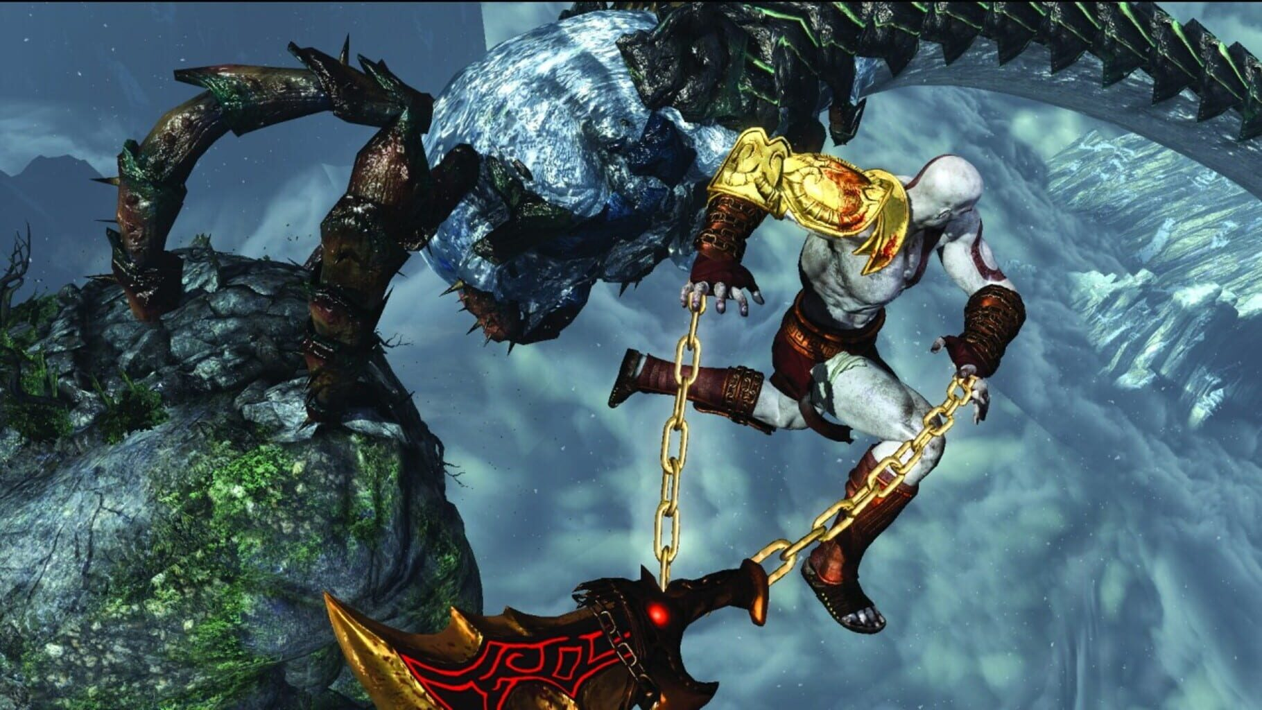 Gameplay Screenshot from God of War III