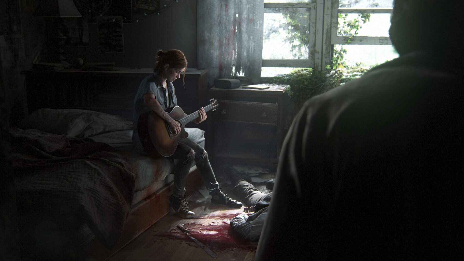 Gameplay Screenshot from The Last of Us Part II