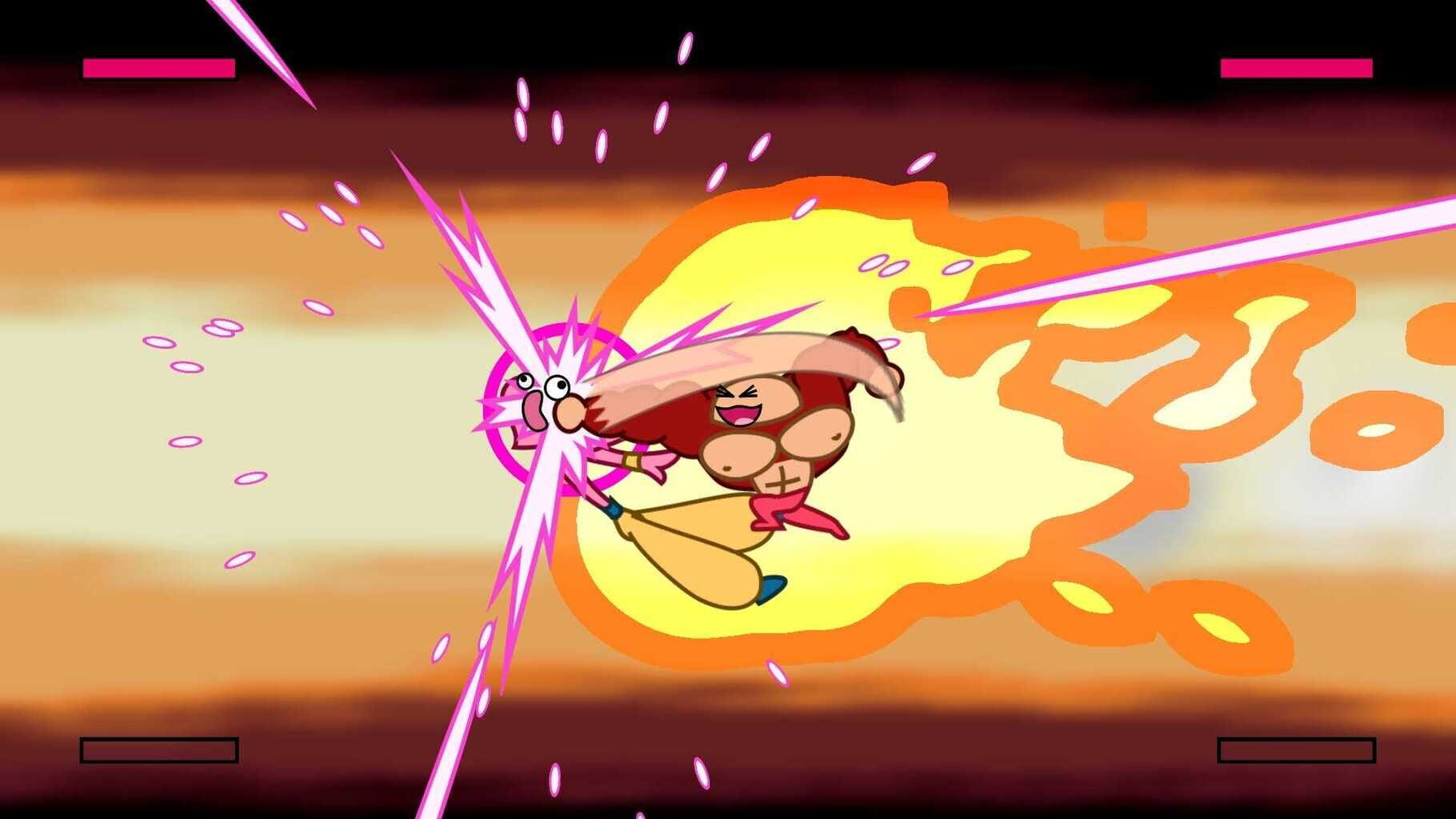 Gameplay Screenshot from Fly Punch Boom!