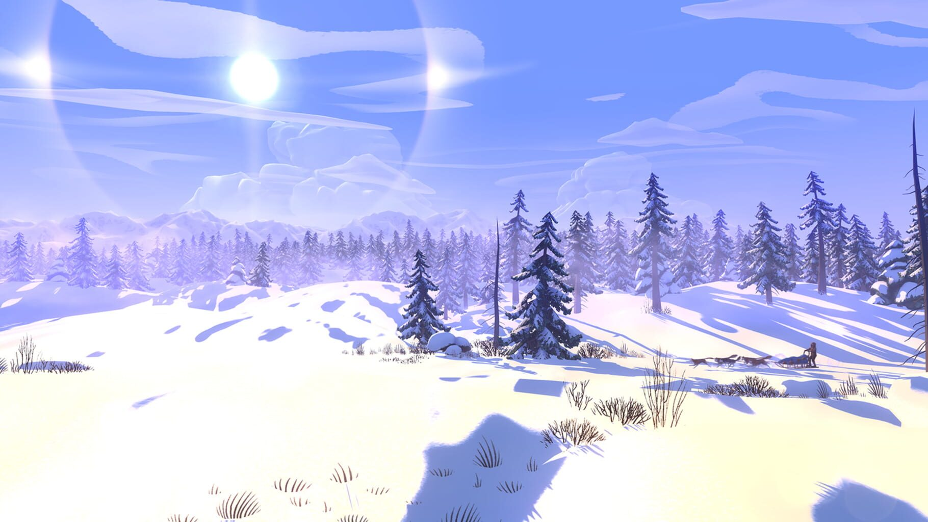 Gameplay Screenshot from The Red Lantern