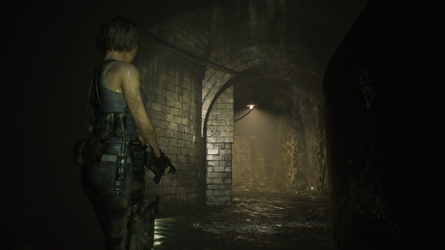 Gameplay Screenshot from Resident Evil 3