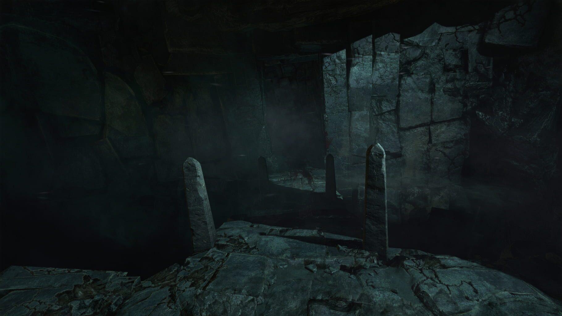 Gameplay Screenshot from Amnesia: Rebirth