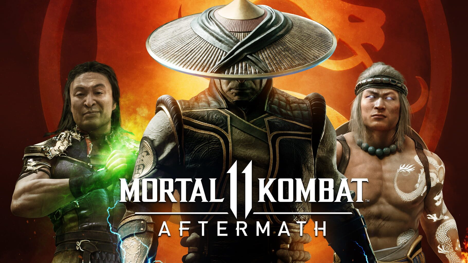 Gameplay Screenshot from Mortal Kombat 11: Aftermath