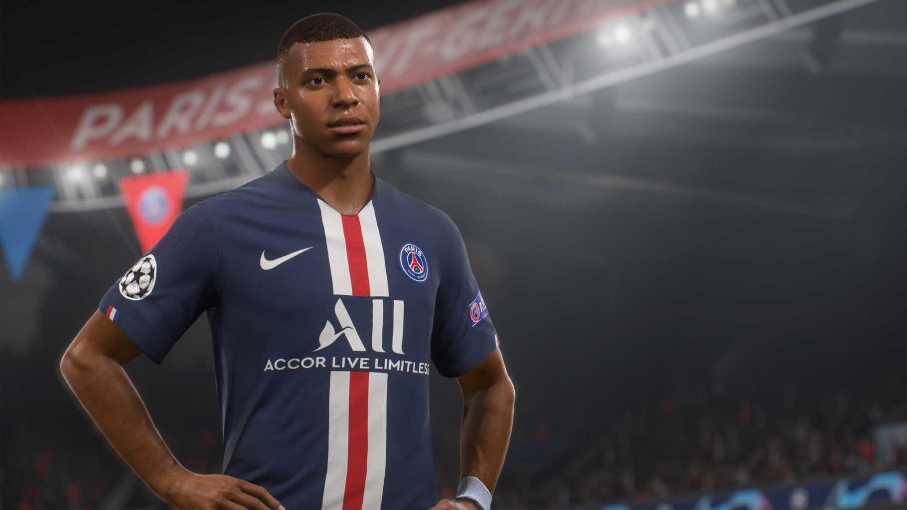 Gameplay Screenshot from FIFA 21