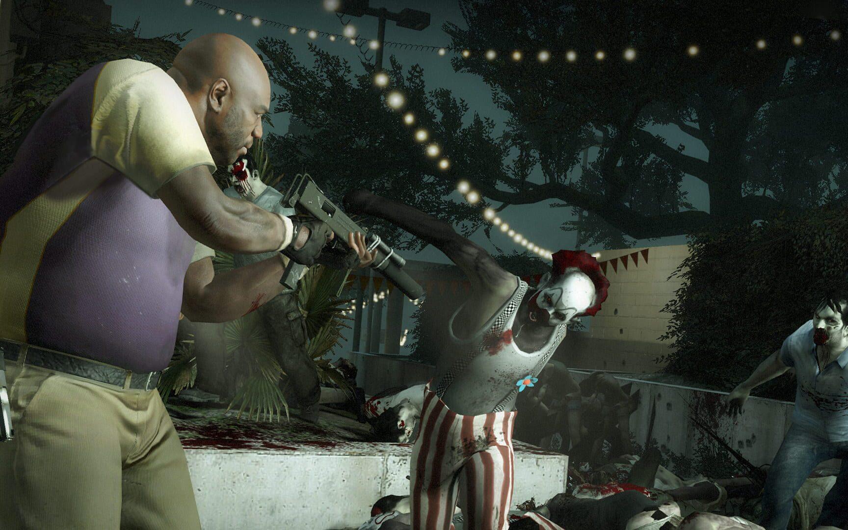 Gameplay Screenshot from Left 4 Dead 2