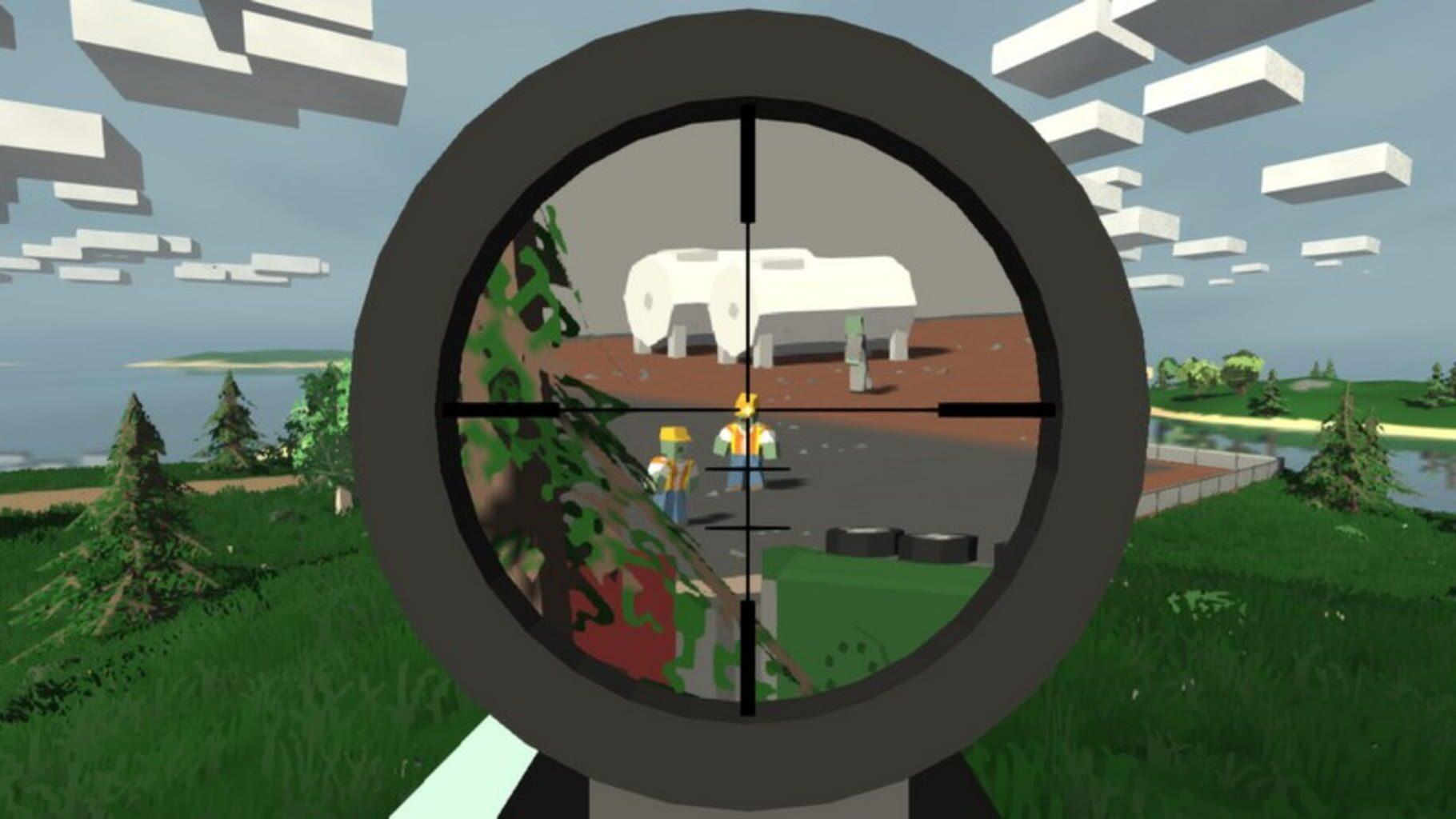 Gameplay Screenshot from Unturned