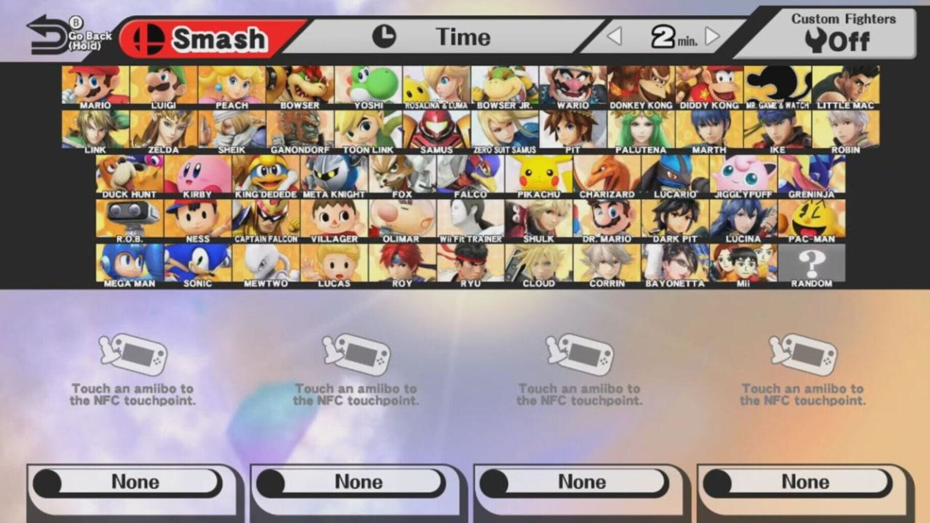 Super Smash Bros  for Wii U - GameVix