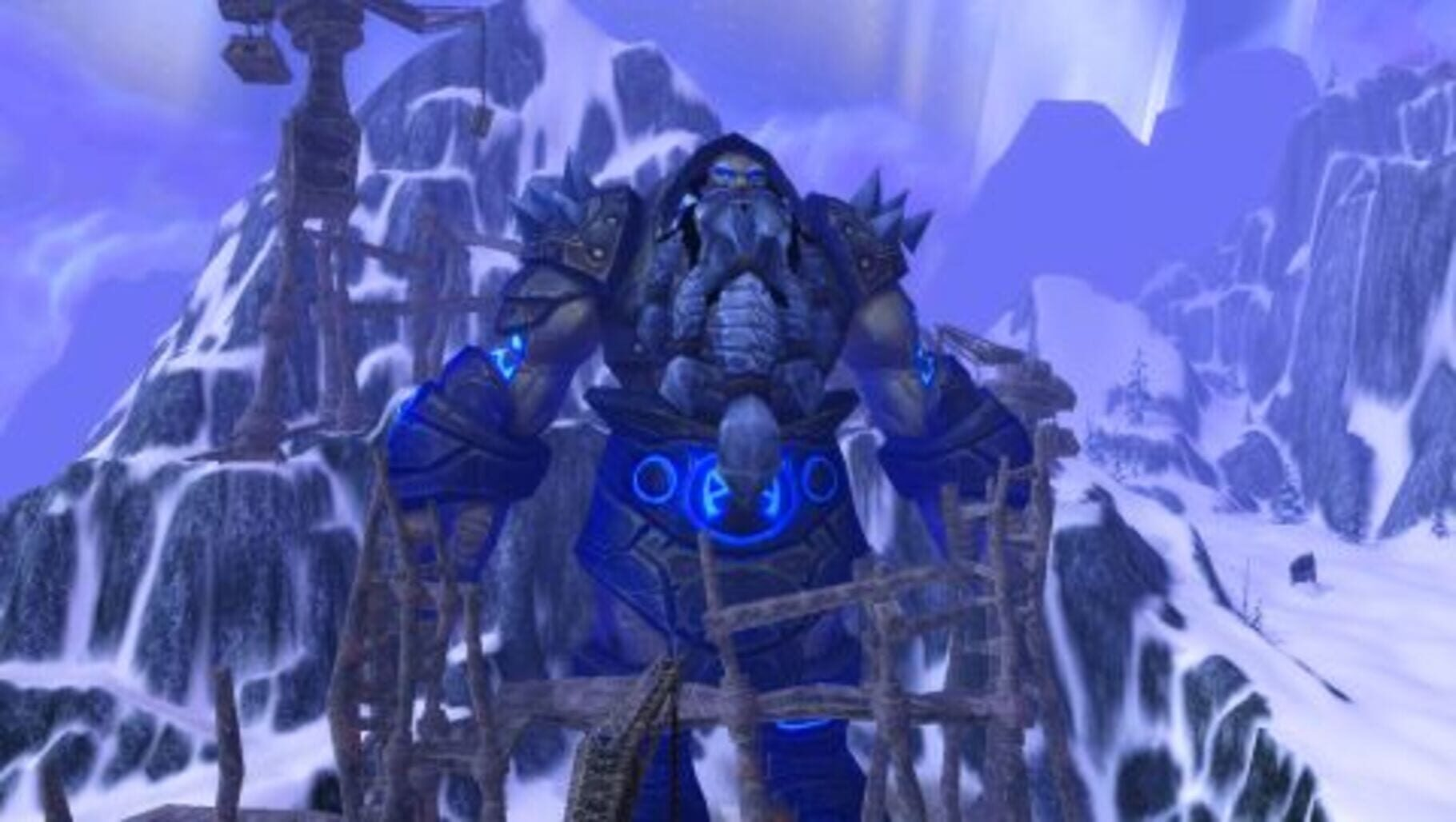 Gameplay Screenshot from World of Warcraft: Wrath of the Lich King