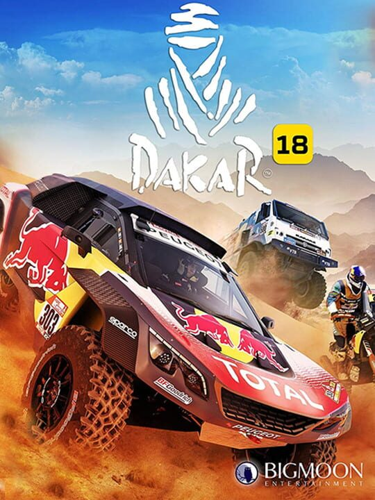 Dakar 18 Full Download PC Install