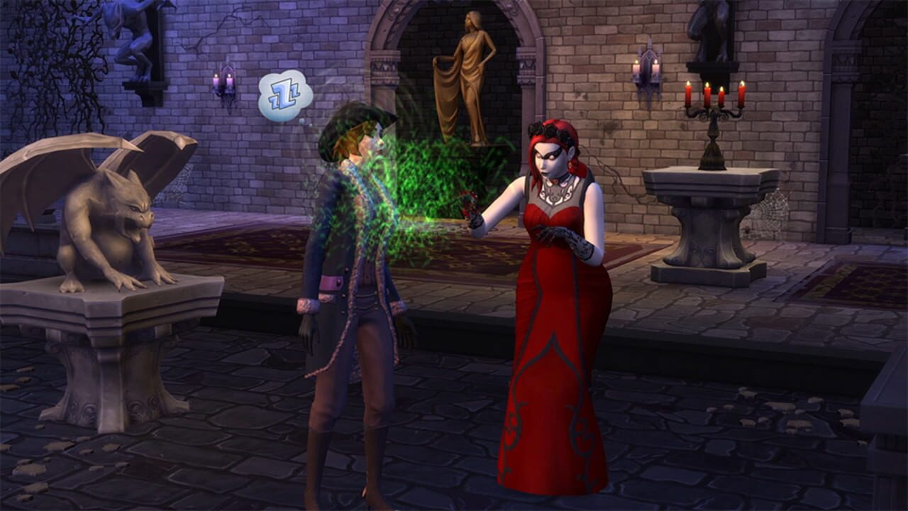 The Sims 4: Vampires - Game pack download Download
