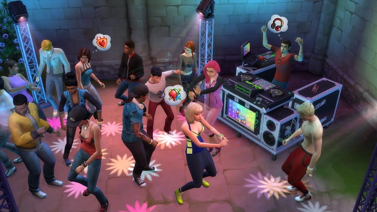 The Sims 4: Get Together - EP02 Edition Pack Download Download