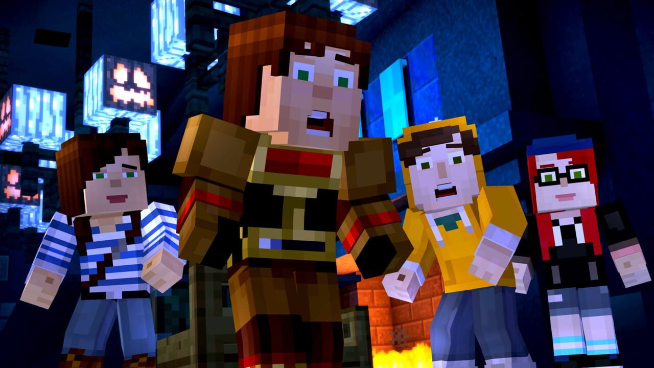 Minecraft: Story Mode - The Complete Adventure Free Download Download