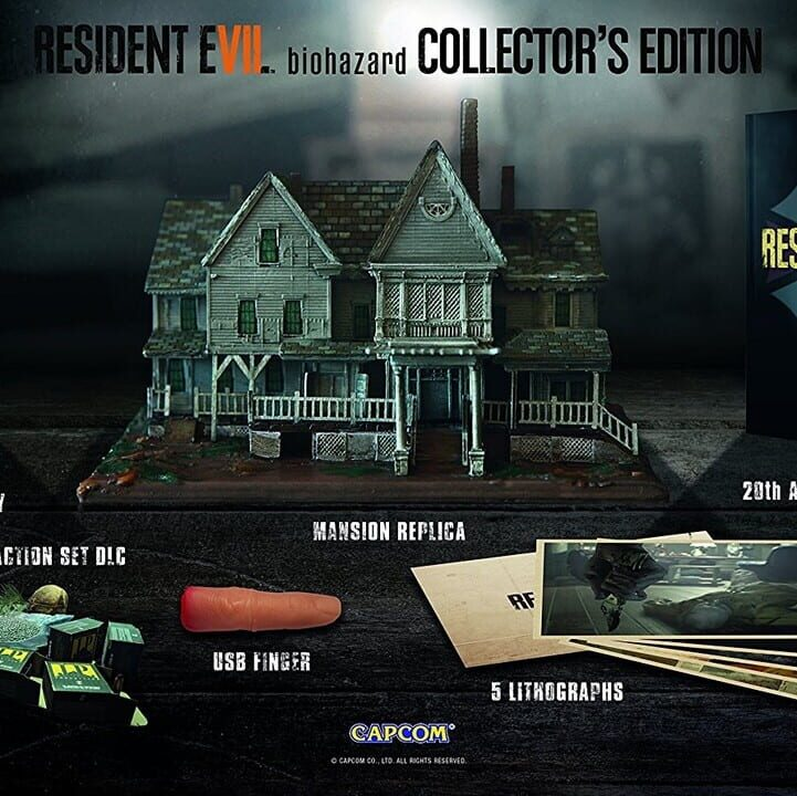 Resident Evil 7: Biohazard - Collector's Edition Free Download PC Install