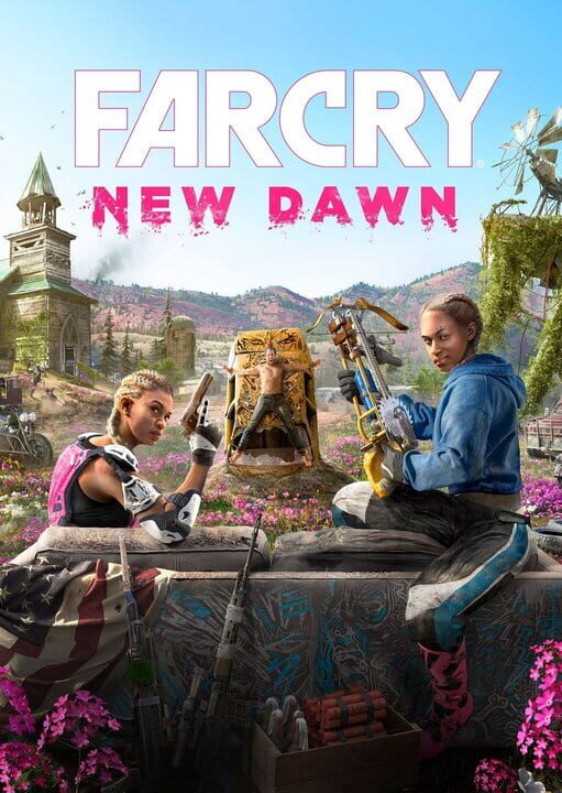 Far Cry: New Dawn CODEX Free Download PC Install