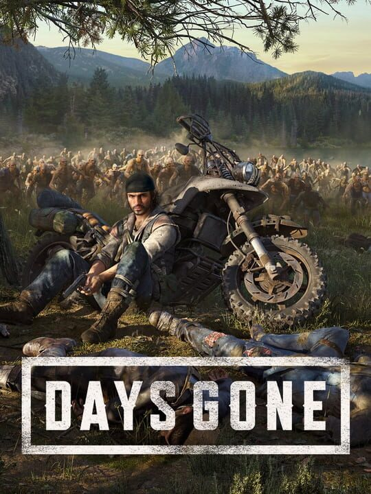 Days Gone PlayStation 4 Download PC Install