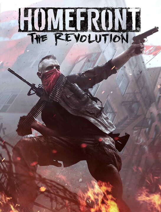 Homefront: The Revolution Free PC Install