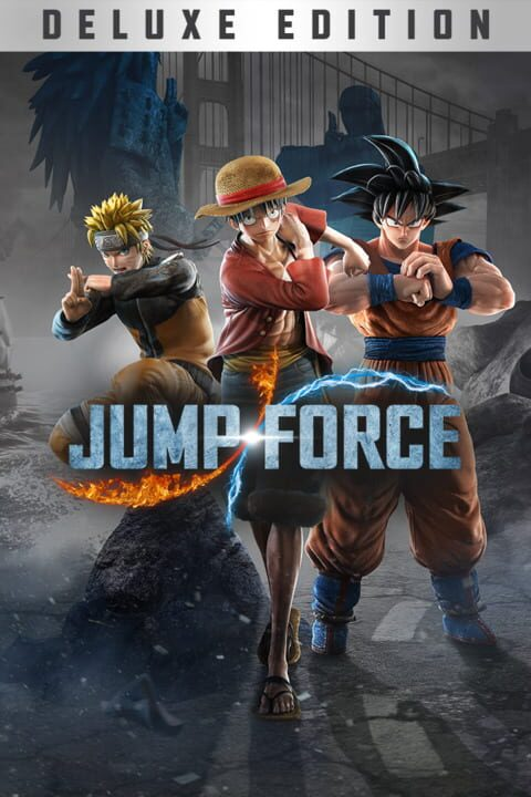 Jump Force: Deluxe Edition Free Download PC Install