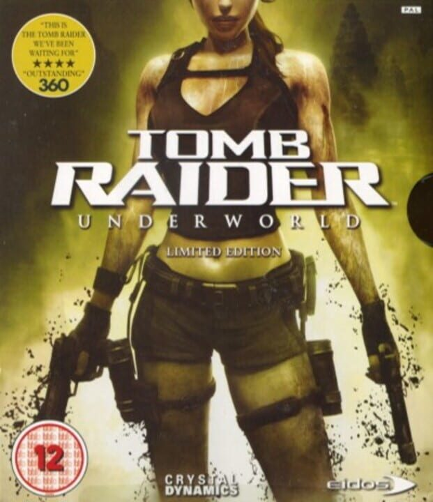 Tomb Raider: Underworld Limited Edition Free Download PC Install