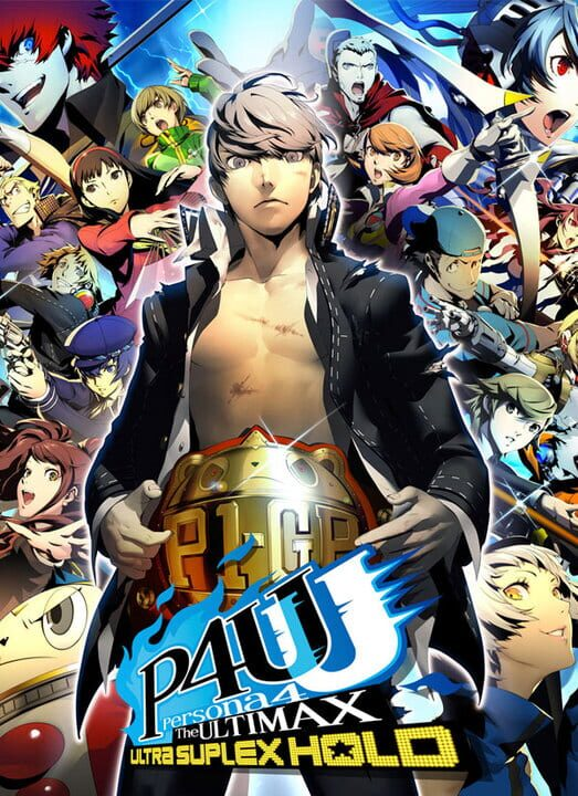 Persona 4 Arena Ultimax Free PC Install