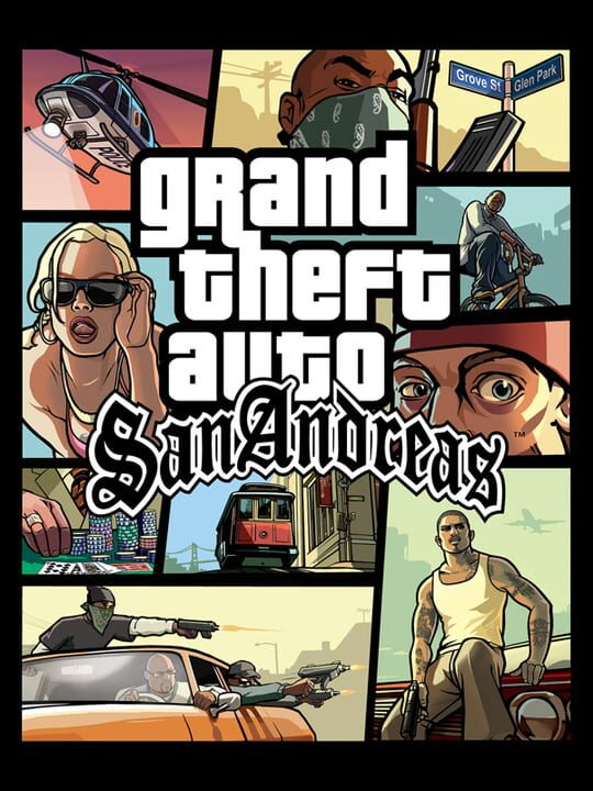 Grand Theft Auto: San Andreas Free Download PC Install