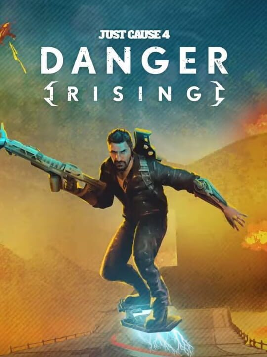 Just Cause 4: Danger Rising Free Download PC Install
