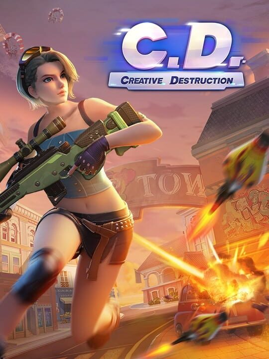 CreativeDestruction Free Download PC Install