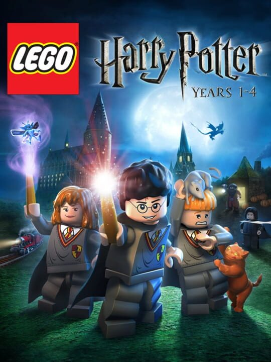 Lego Harry Potter: Years 1-4 Pc Free Game PC Install