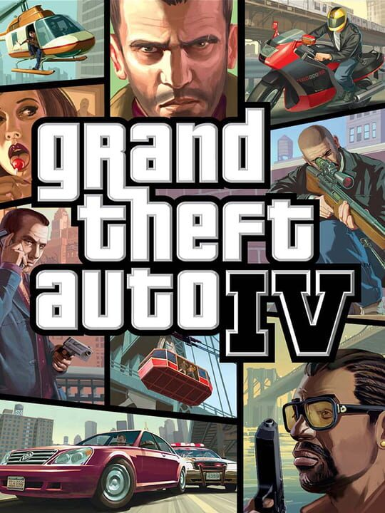 Grand Theft Auto IV PC Install PC Install