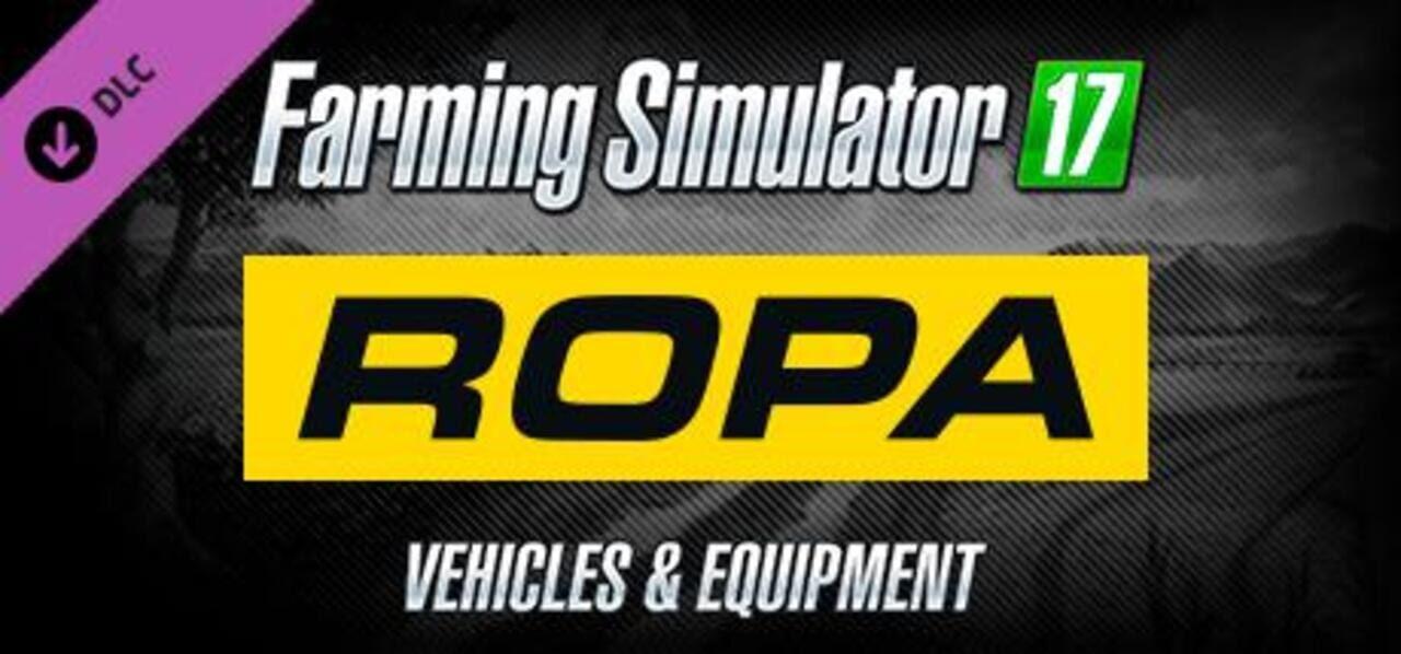Farming Simulator 17 - ROPA Pack (Giants)