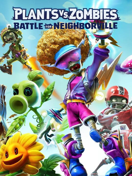 Plants vs. Zombies: Battle for Neighborville PC Install PC Install