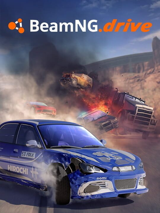 BeamNG.drive Free Download PC Install