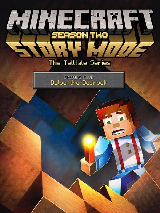 Minecraft: Story Mode Season Two - Episode 4: Below the Bedrock Pc Free Game PC Install