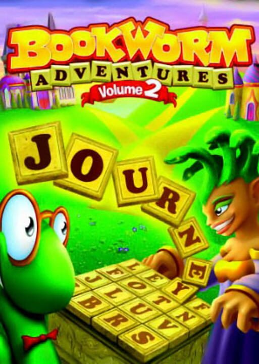 Bookworm Adventures Volume 2 Free Download PC Install
