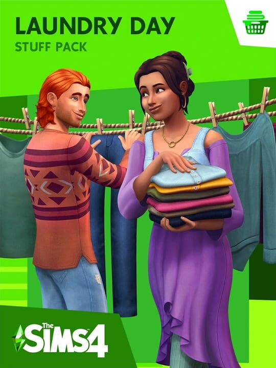 The Sims 4: Laundry Day Stuff Free PC Install