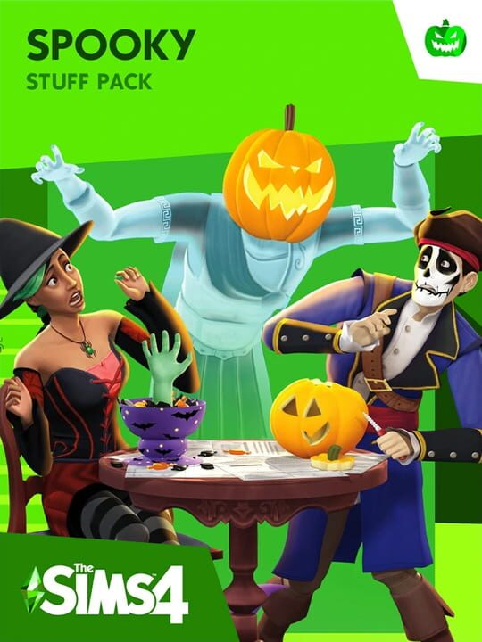 The Sims 4: Spooky Stuff Free Install PC Install