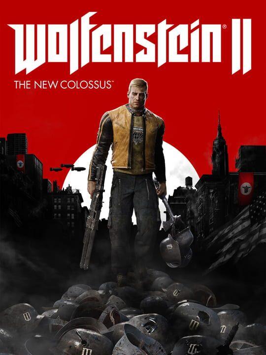 Wolfenstein II: The New Colossus is 80 % off on Steam.