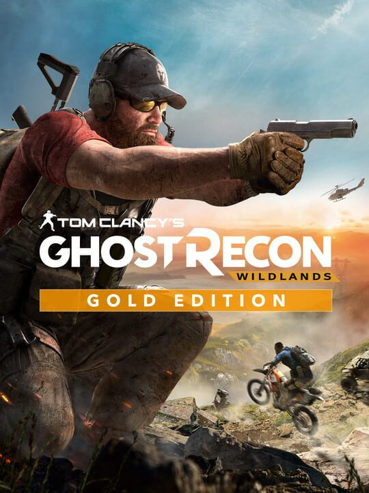 Tom Clancy's Ghost Recon Wildlands - Gold Edition Free Install PC Install