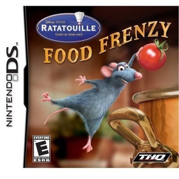 Ratatouille: Food Frenzy Free PC Install