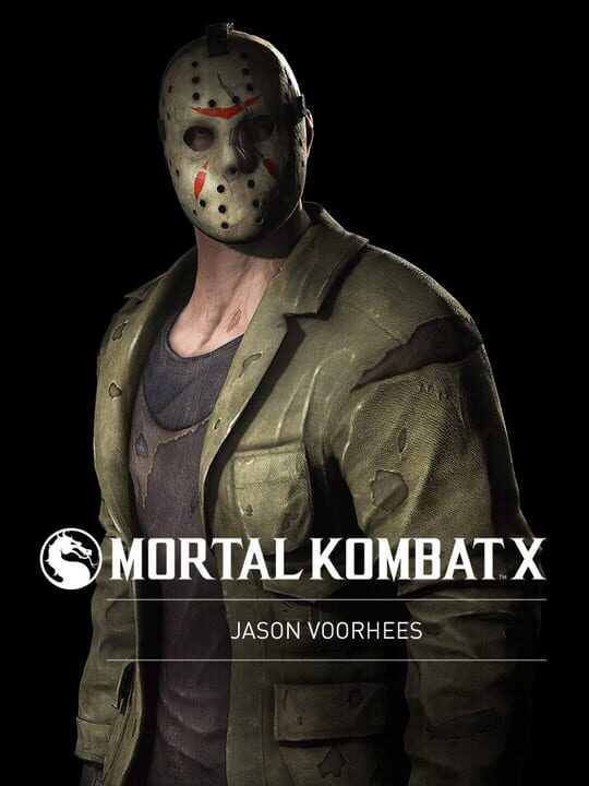 Mortal Kombat X: Jason Voorhees