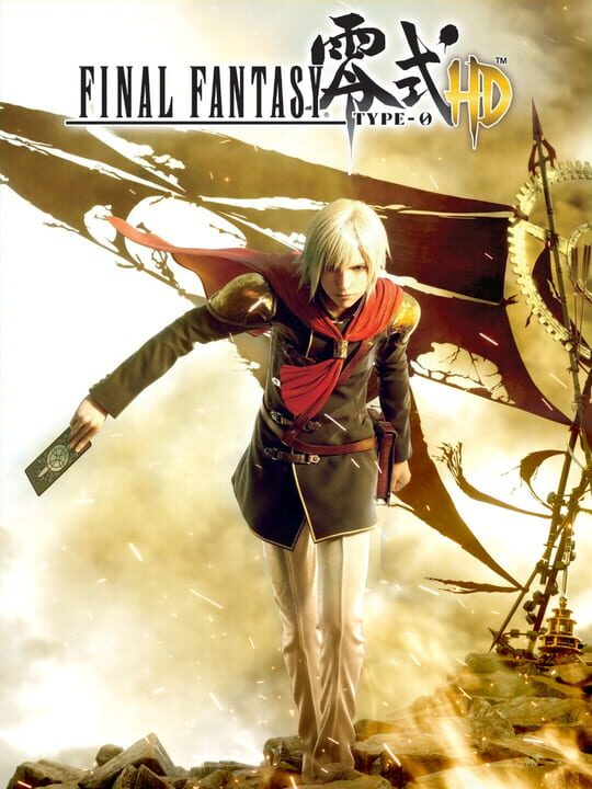 Final Fantasy Type-0 HD Free Download PC Install