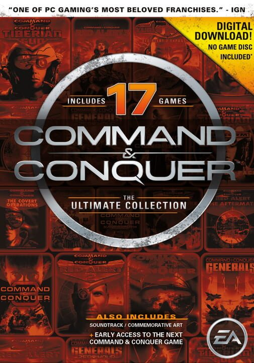Command & Conquer: The Ultimate Collection Free Download PC Install
